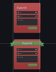 Resultado de imagem para campo de contato com designer
