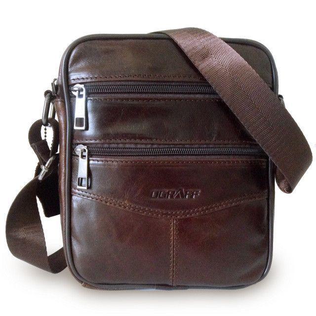 89f2eea5dca2 OGRAFF Men messenger bags luxury genuine leather men bag designer high  quality shoulder bag casual zipper office bags for men