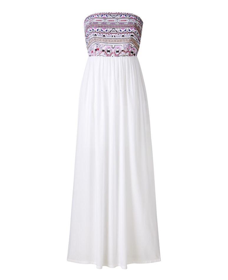 Aztec print maxi dress at simply be aztec print maxi