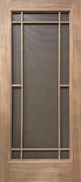 Premium Series Wood Screen Doors Corinthian In 2020 Wood Screen Door Sliding Screen Doors Vintage Screen Doors