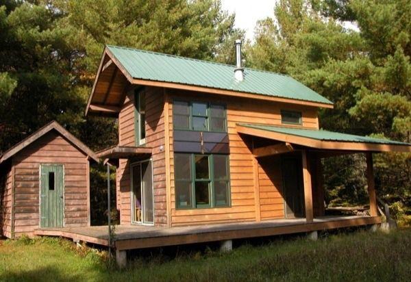 Diy 704 Sq Ft Hand Built Off Grid Tiny Cabin Tiny Cabin Diy Cabin Tiny House Cabin