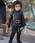 Edward Scissorhands Costume - 2012 Halloween Costume Contest