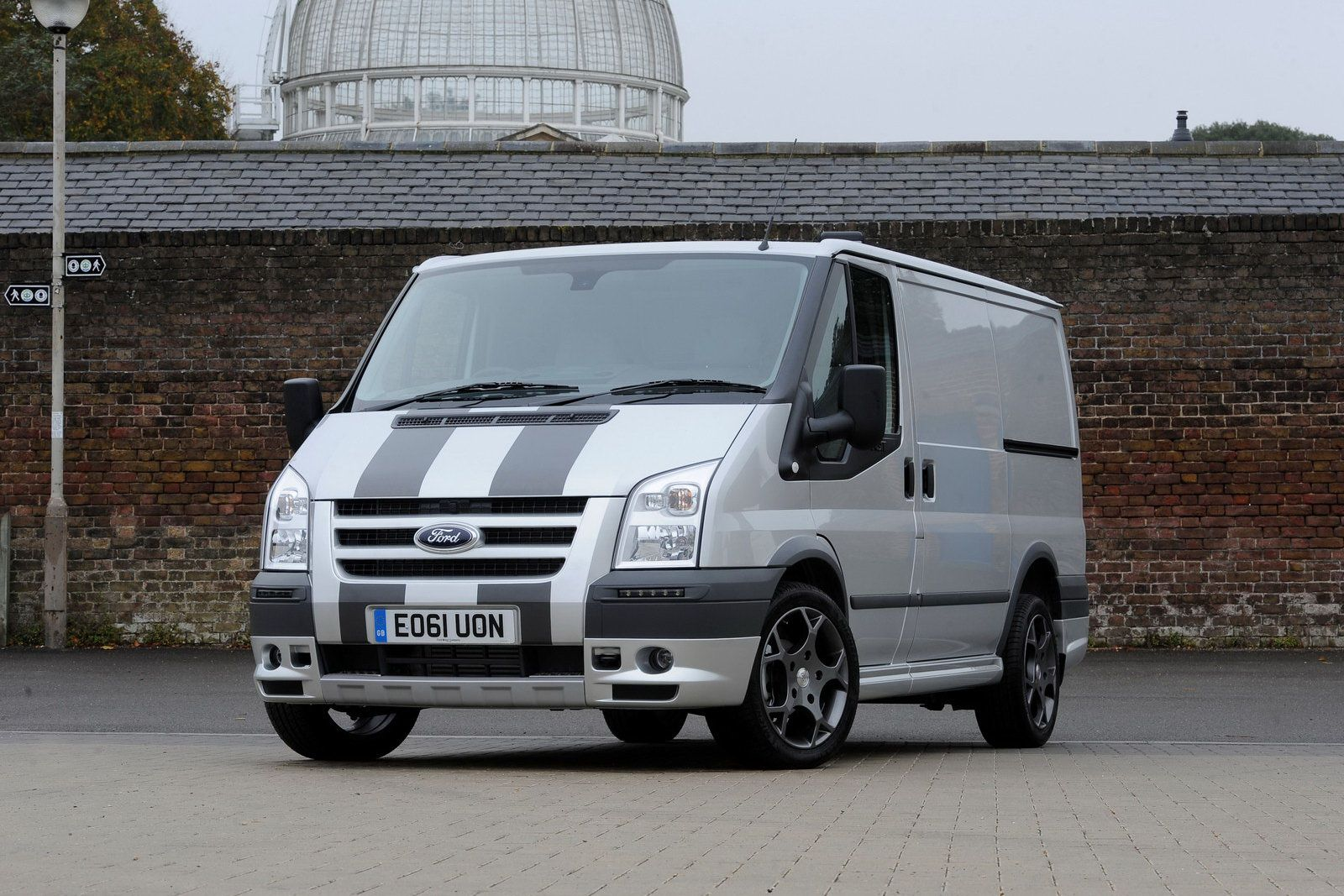 New Ford Transit Sportvan Special Edition Released Ford Transit Mini Van Ford Van