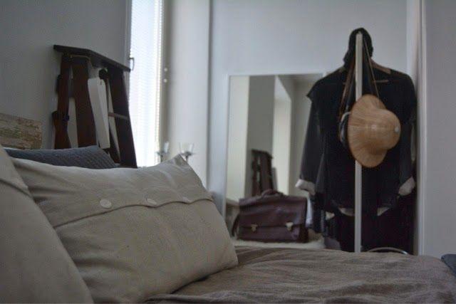 Maailman tällä laidalla: makuuhuone