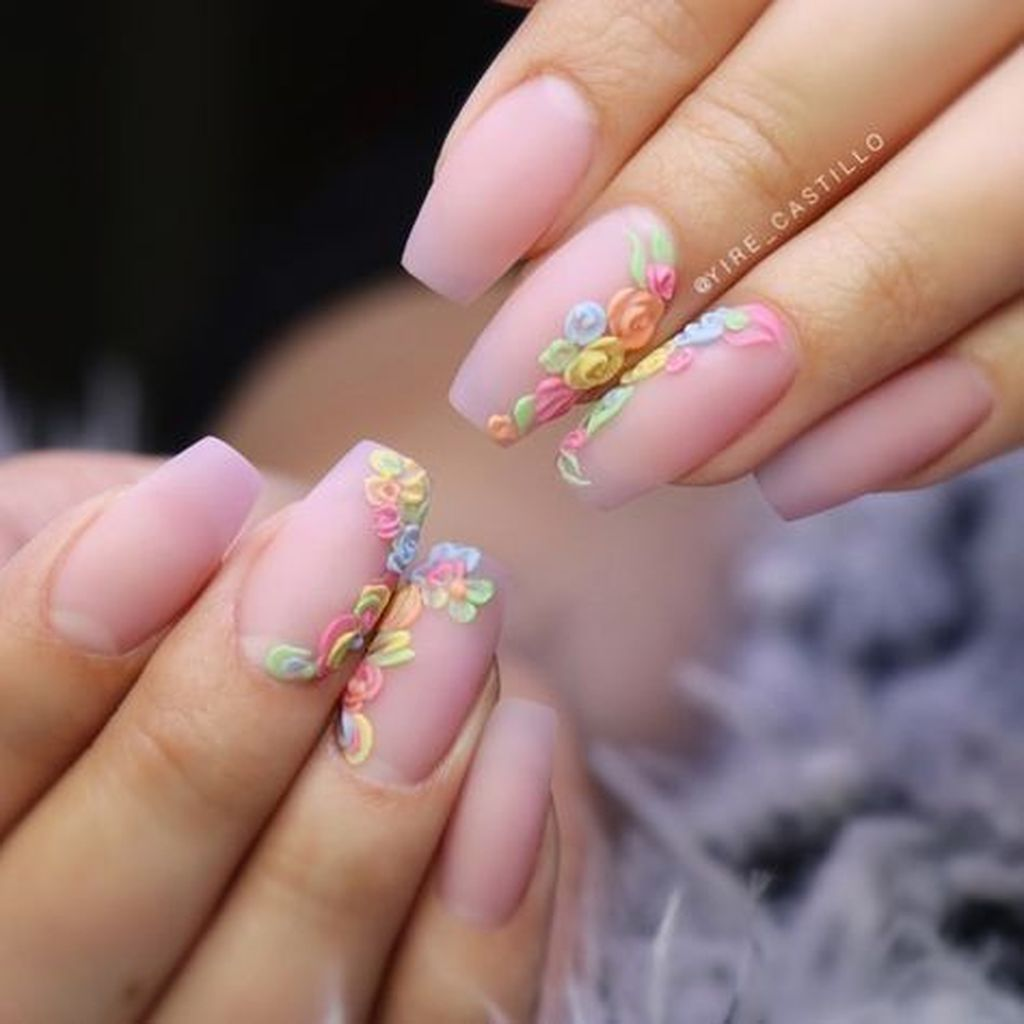35 Attractive 3D Nail Art Designs Ideas Youll Want 2019 en ...