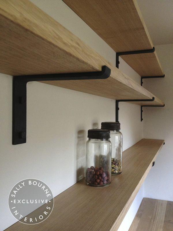 glamorous wrought iron kitchen wall shelves | Wrought Iron Bracket in 2019 | client | Wrought iron shelf ...