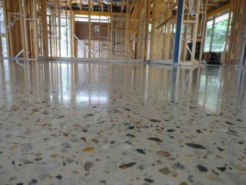 Polished Concrete Floors Gallery | Glossy Floors ...