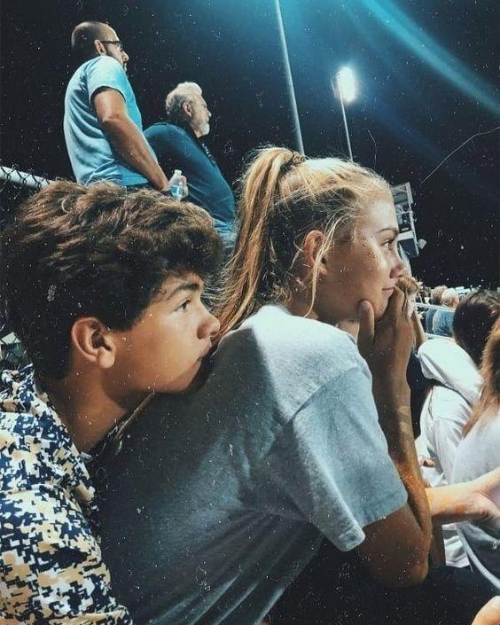 𝓂𝑒 𝒶𝓂𝑜𝓇 в 2020 г | Милые пары, Подростковые пары, Парные ...