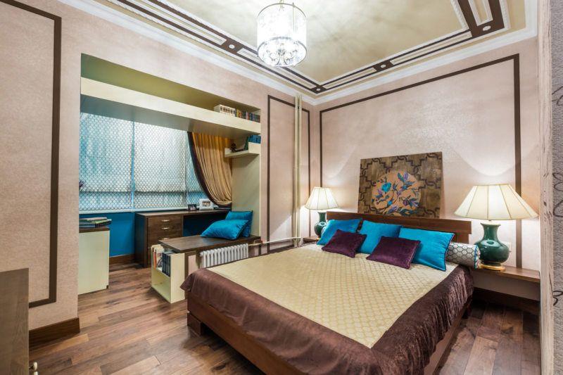 Schlafzimmer Design von 15 Quadratmetern Schlafzimmer Dekoration