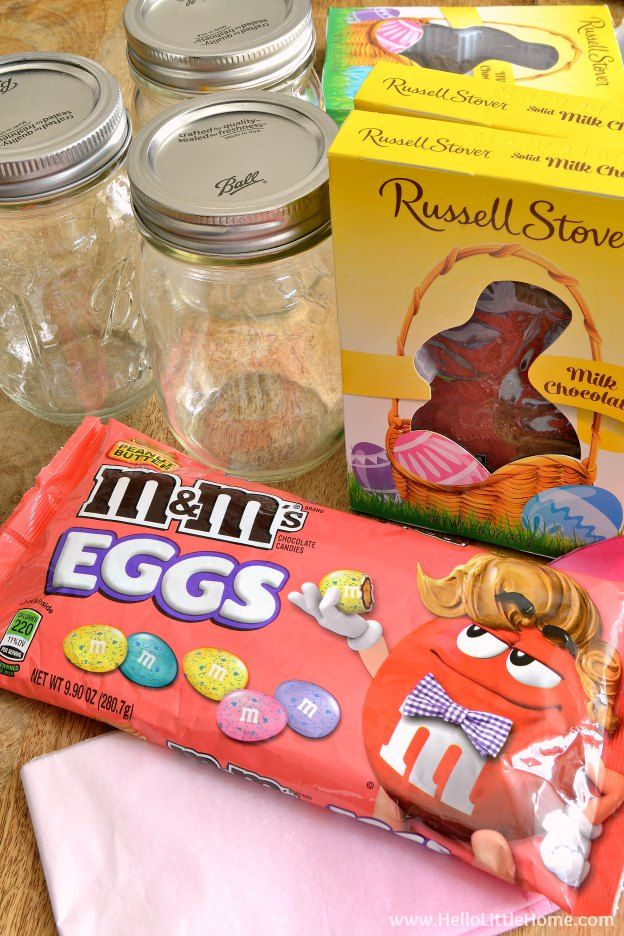 Step by step tutorial for mason jar easter baskets a cute gift step by step tutorial for mason jar easter baskets a cute gift idea negle Image collections