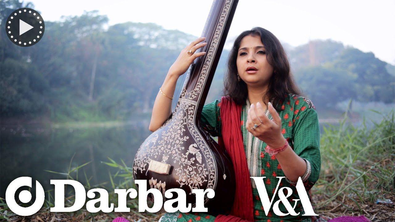 Indian classical music Kaushiki Chakraborty plays