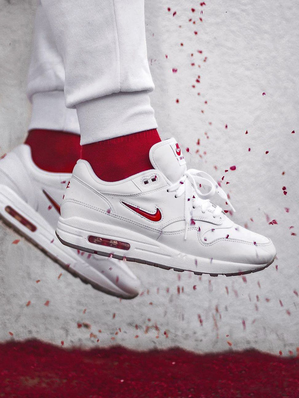 Nike Air Max 1 Jewel 'Rare Ruby' 2017 (by – Sweetsoles