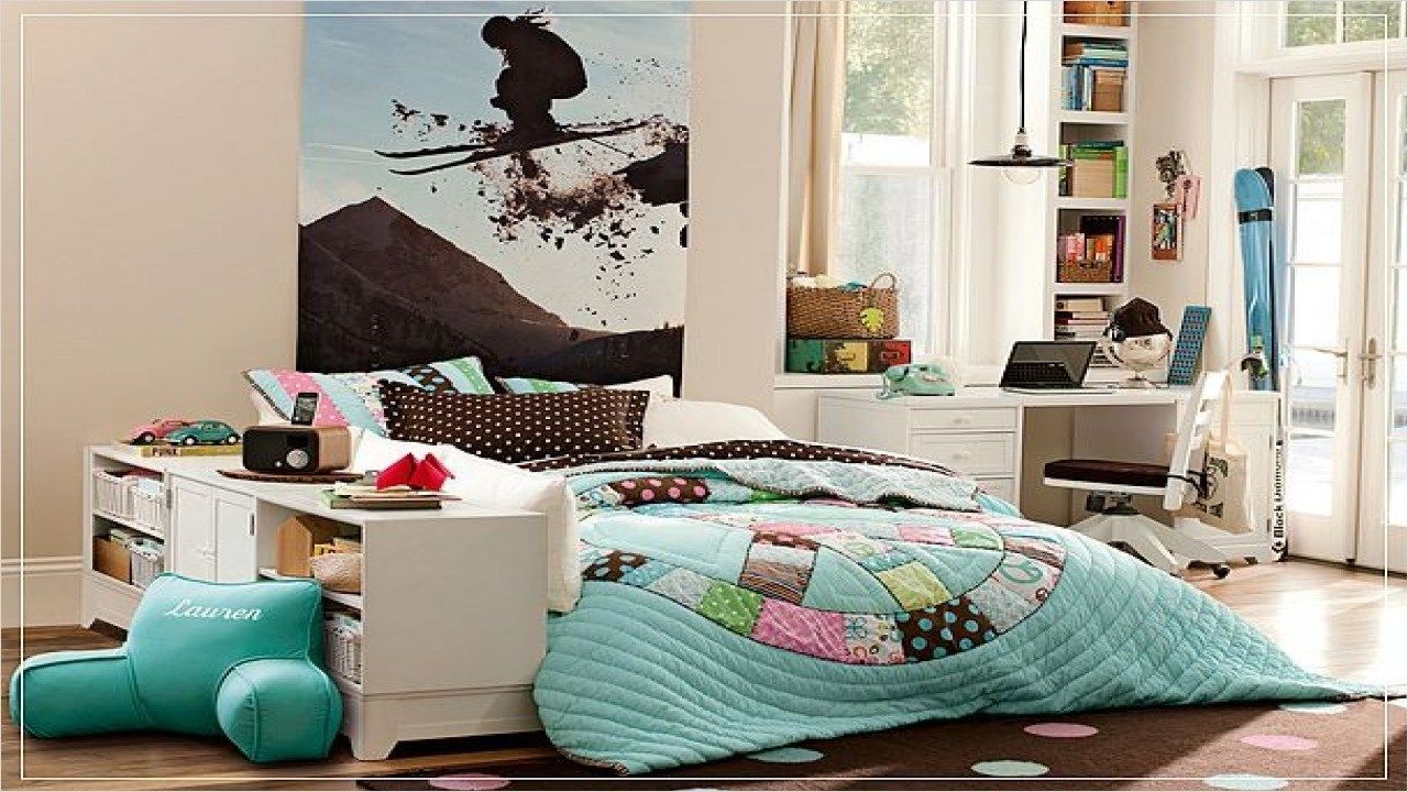 41 Amazing Dream Bedrooms for Teenage Girls 47 Pbteen Design A Room