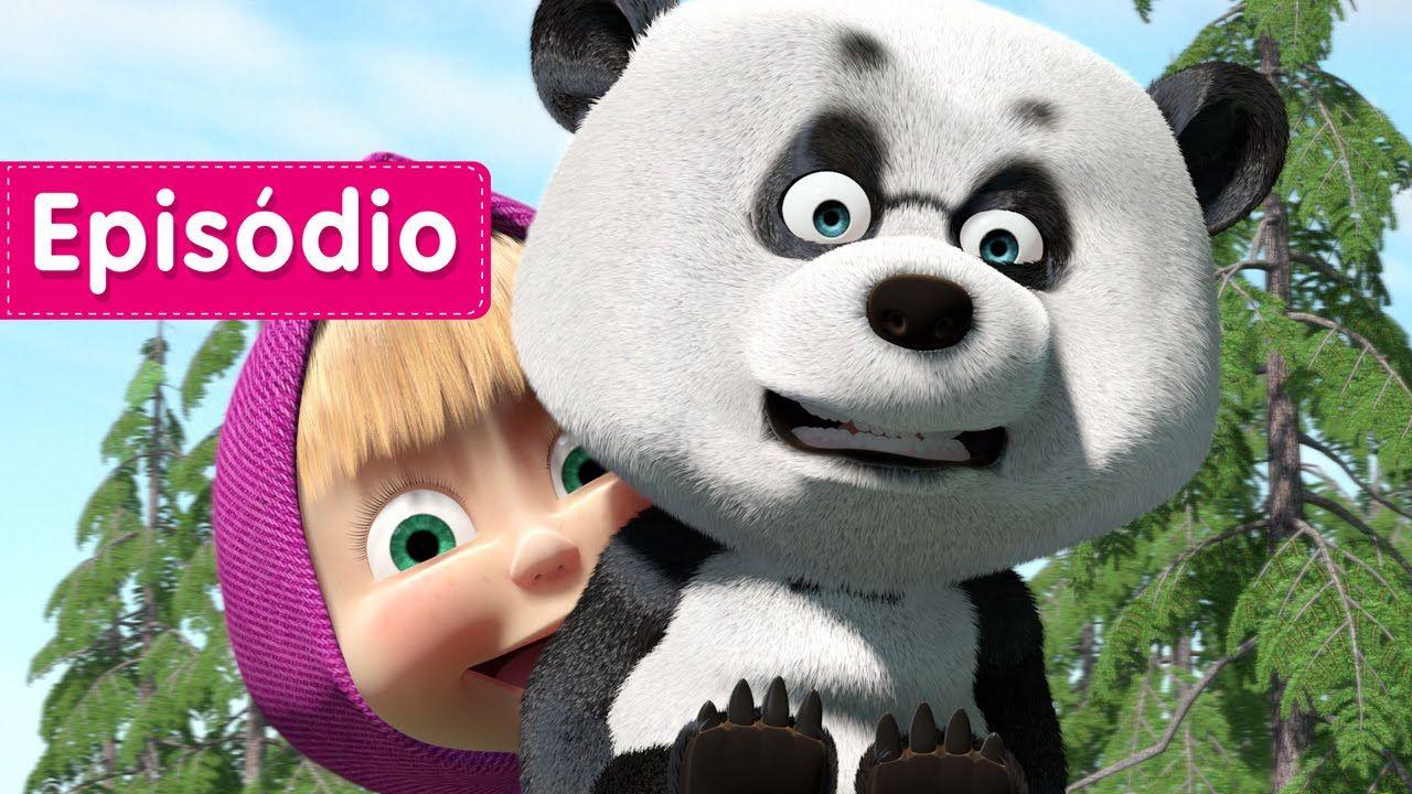 Masha E O Urso Priminho Episodio 15 Desenho Animado Novo
