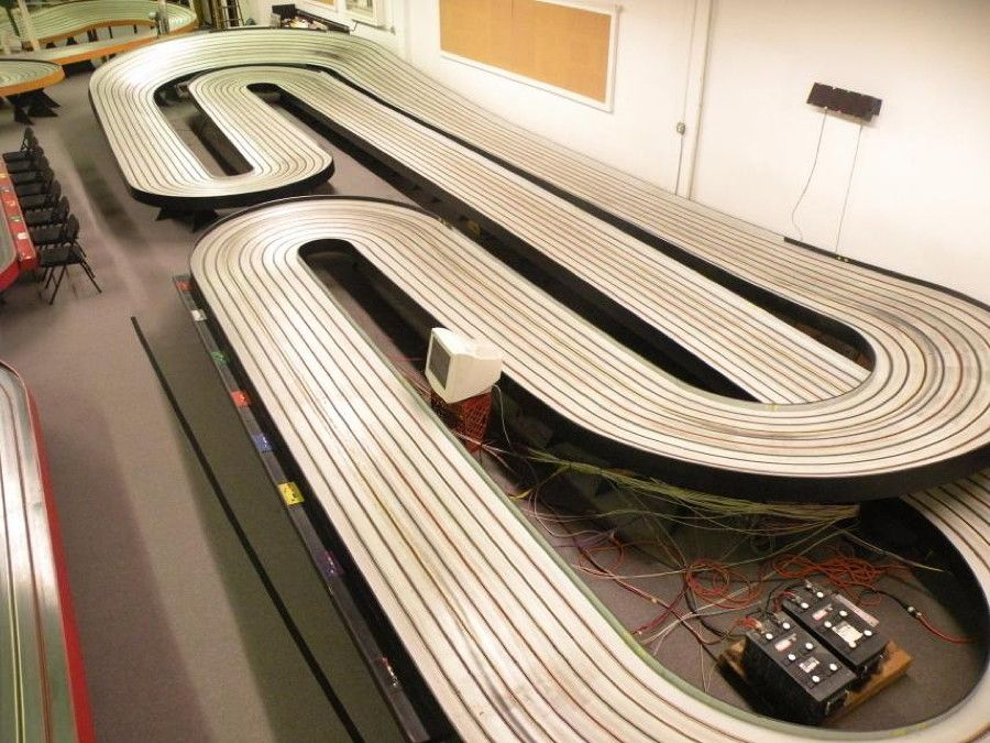 For Sale Two 1 24 Tracks In Ct Slot Cars Slot Car Tracks Slot