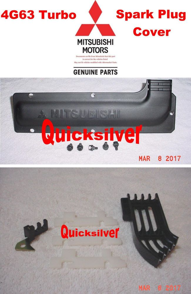 1995 96 97 98 99 Eclipse Talon 4g63 Turbo Spark Plug Wire Cover Bolts Looms Mitsubishi Mitsubishi Eclipse Valve Cover Mitsubishi Motors