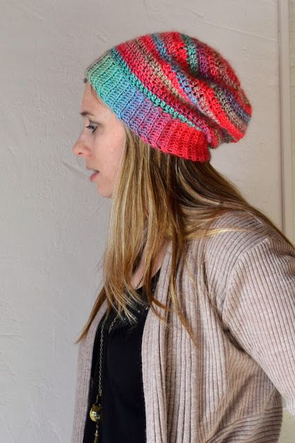 Crochet in Color: Unforgettable Hat | hats, scarves, mittens, boot ...