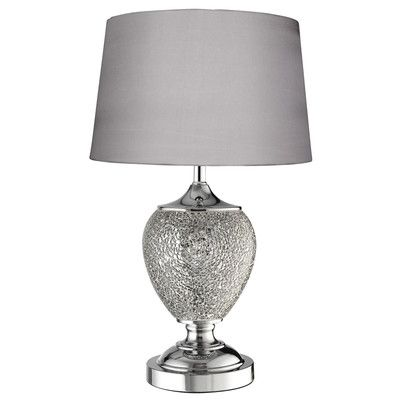 Mosaic 54cm table lamp wayfair uk