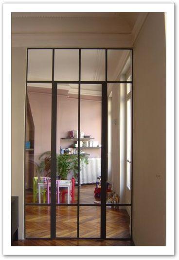 verriere meuble acier inspiration Pinterest Ile de france - location studio meuble ile de france