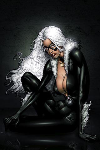 Black Cat Marvel Black Cat Marvel Black Cat Comics Cat Comics