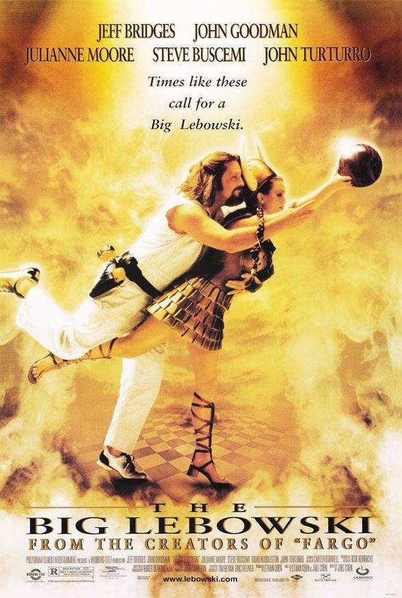 Big Lebowski Big Jeff Film Film Afisleri