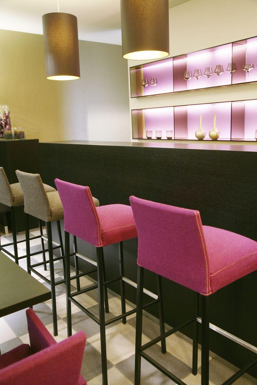 Bar chair / contemporary / upholstered TEXAS Kff. Design | KFF ...