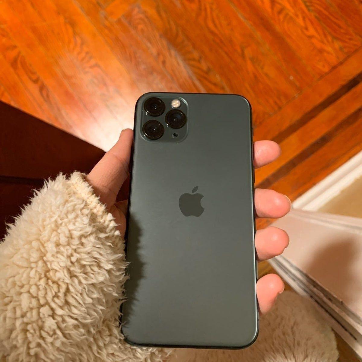 Iphone 11 Pro Midnight Green 512 Go Iphone 11 Pro Midnight Green Iphone 11pro Iphone