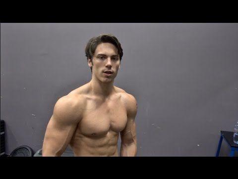 Full Training Video - Fasted and Shredded   Brad Pitt Troy ...