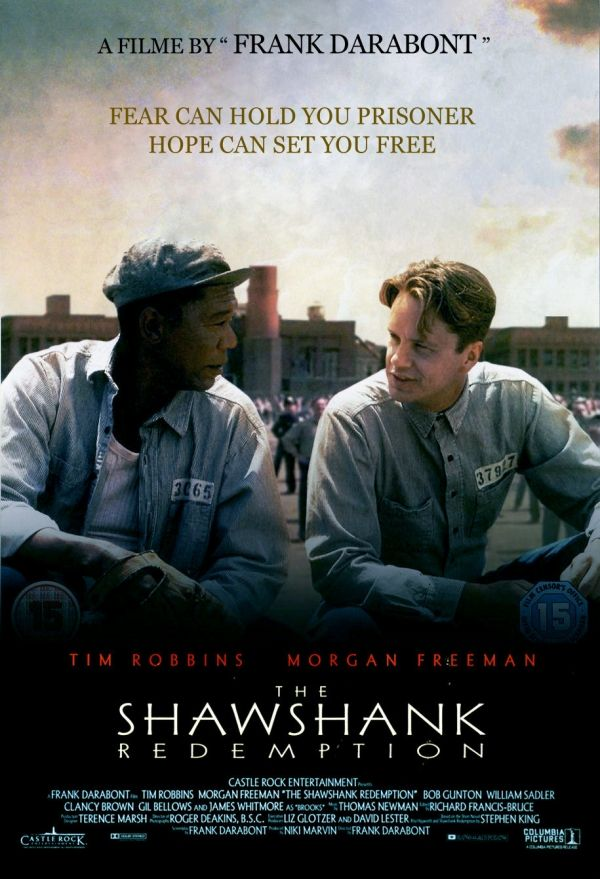 Picture of The Shawshank Redemption | The shawshank redemption, Shawshank  redemption quotes, Full movies online free