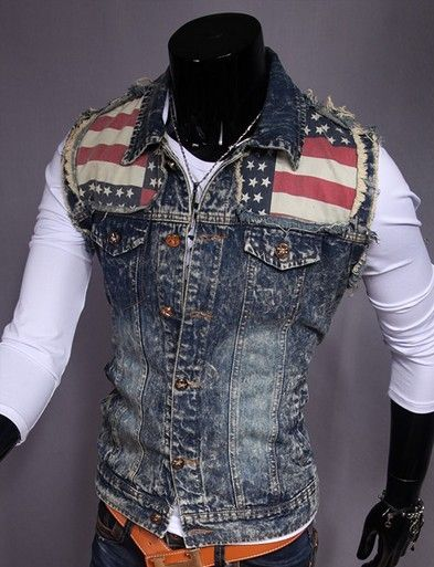aff480d4722ebd US Denim Waistcoat For Men.Buy Online India On Sale.
