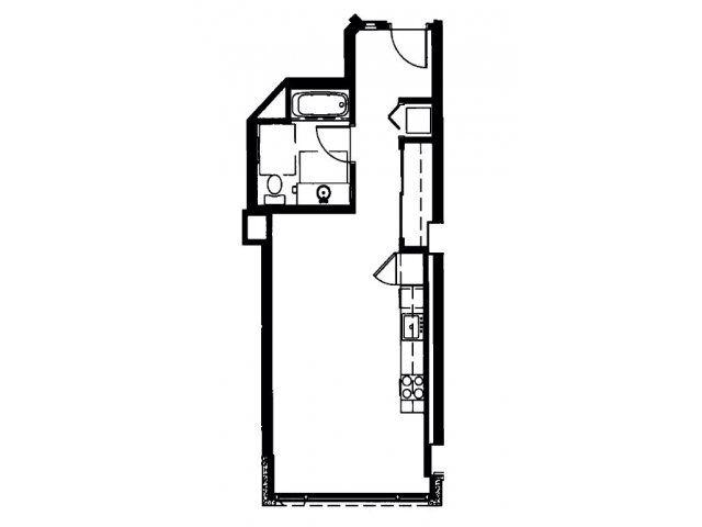6th floor  Floor plan