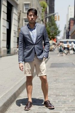 blazers and shorts | Boys Board | Pinterest
