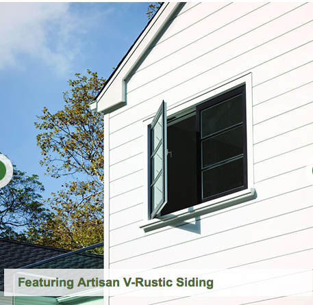 James Hardie Artisan V Rustic Siding For Main House Commercial Property Design House Exterior Maine House
