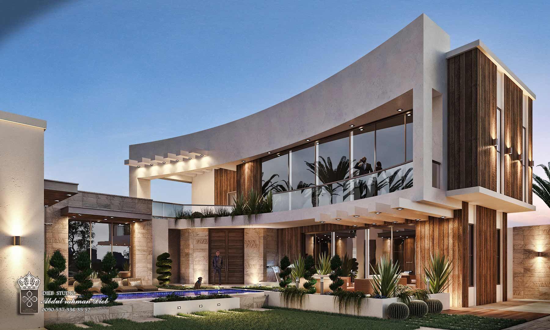 Andalusian Private Villas Complex Ksa فلل اندلسي اسلامي ديكور خارجي Architecture Classic House Design Villa Design
