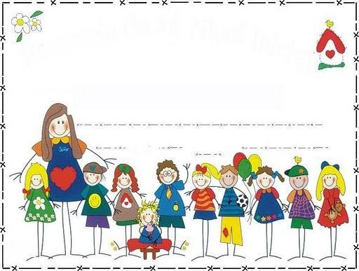Diplomas de asistencia para niños - Imagui