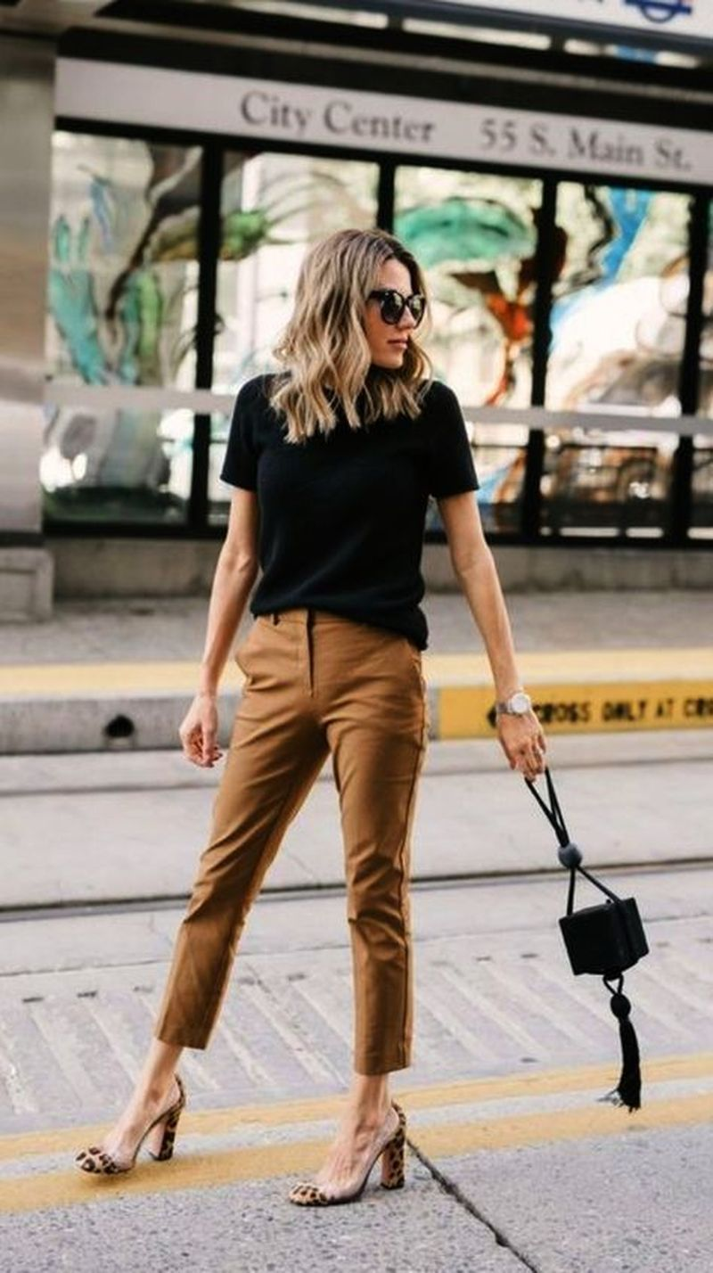 50 Cozy Casual Women Outfits Ideas To Wear This Summer Stylish Business Attire Summer Work Outfits Business Casual Outfits