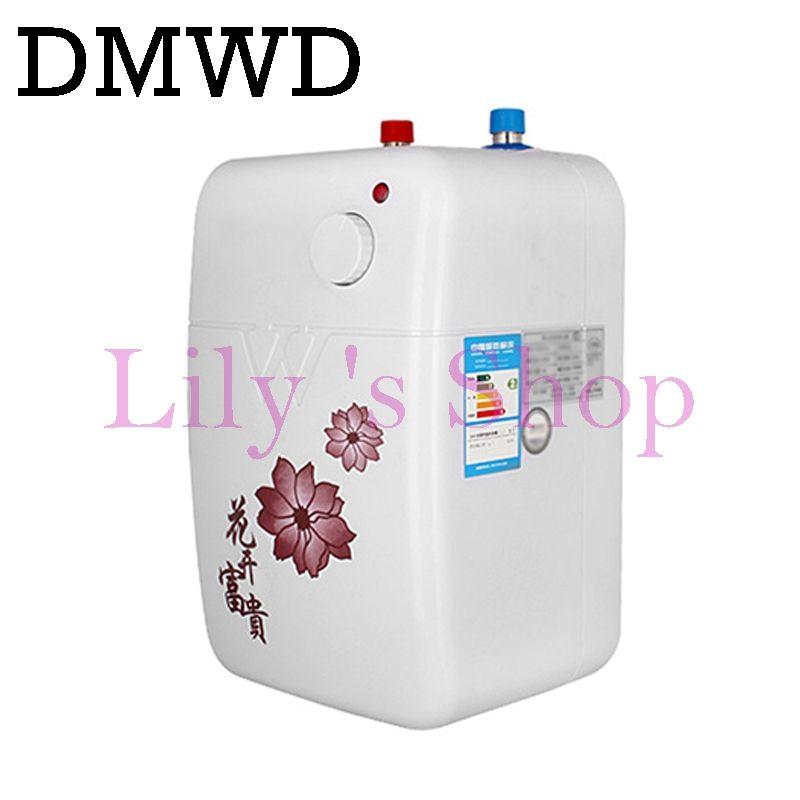 dmwd sans réservoir chauffe-eau instantané électrique d'eau chaude ... - Robinet Eau Bouillante Instantanee