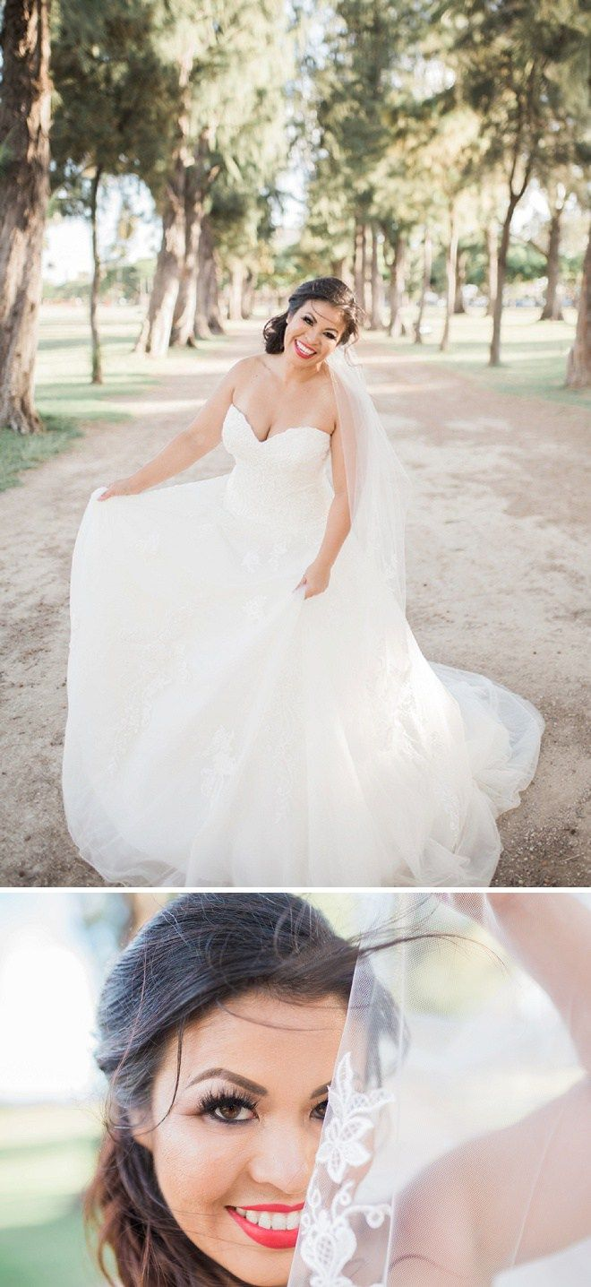 You HAVE To See This Holiday Styled Wedding In Hawaii! | Themed ...