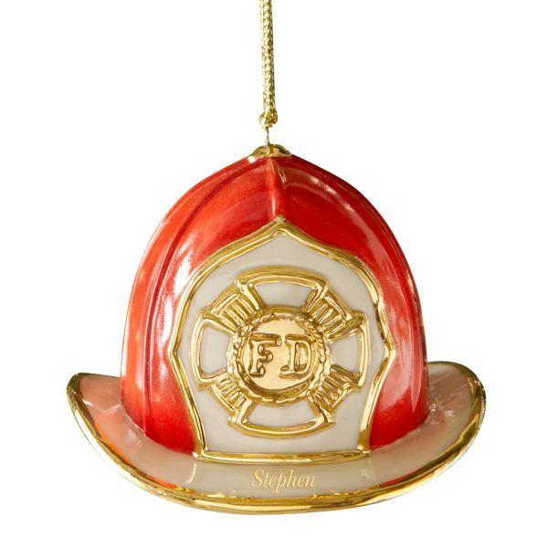 cbefe116d5888 Set of 10 Fire Department Fireman Red Helmet Hat Christmas Lights - Green  Wire by Kurt Adler.  19.99. Set of 10 Fireman Helmet Novelty Christma…