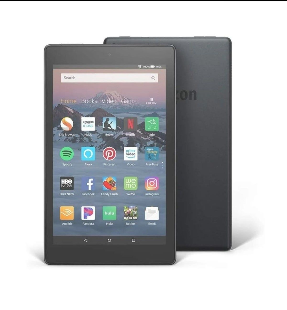 Fire hd 8 tablet 8 hd display 16 gb with images