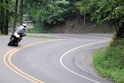 Tail Of The Dragon Mountain Motorcycle Resort Robbinsville Nc