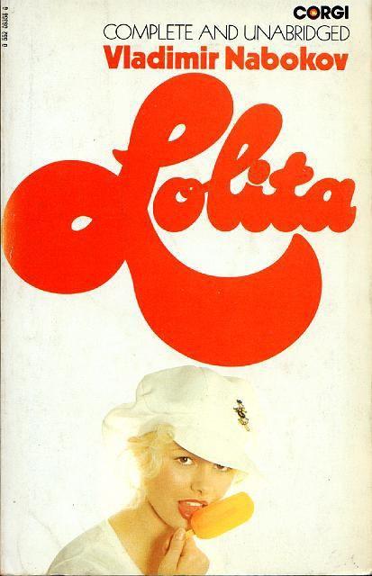 Portada de Lolita, 1973, Reino Unido