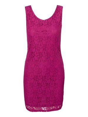 bcaa88ce841 Your next party dress from VERO MODA.  veromoda  pink  dress  lace ...