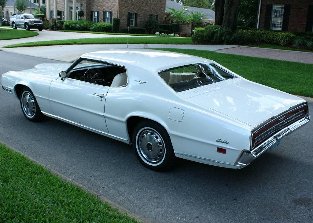 1970 Ford Thunderbird For Sale 1843263
