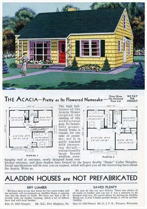 Ahhh A Classic Cape Cod Style House From Alladin Homes Circa 1953 I Imagine This Filled Wit Vintage House Plans Cape Cod House Plans Cape Cod Style House