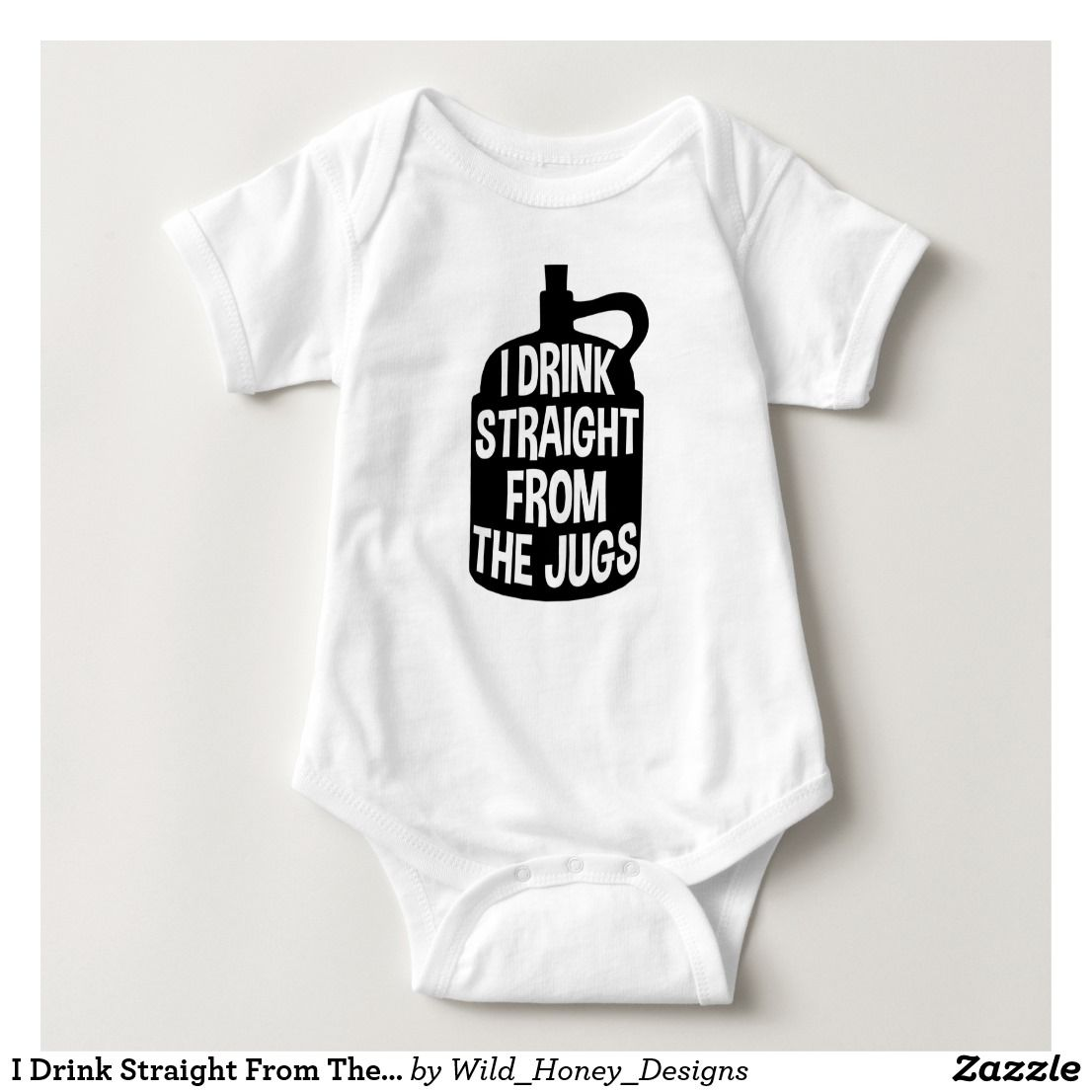 Short Sleeve Bodysuit One Piece Baby Bodysuit Milk wasted Funny Baby Clothes Baby Clothes