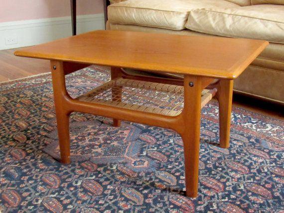 Trioh Danish Mid Century Modern Teak Table Made In By Magnus1000