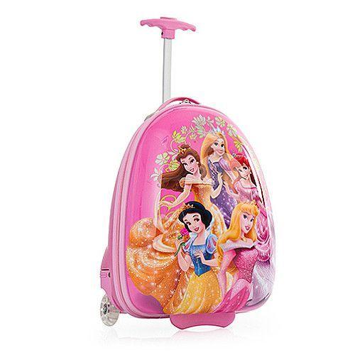 dd0316adfdf9 Heys Disney Princess Luggage Case
