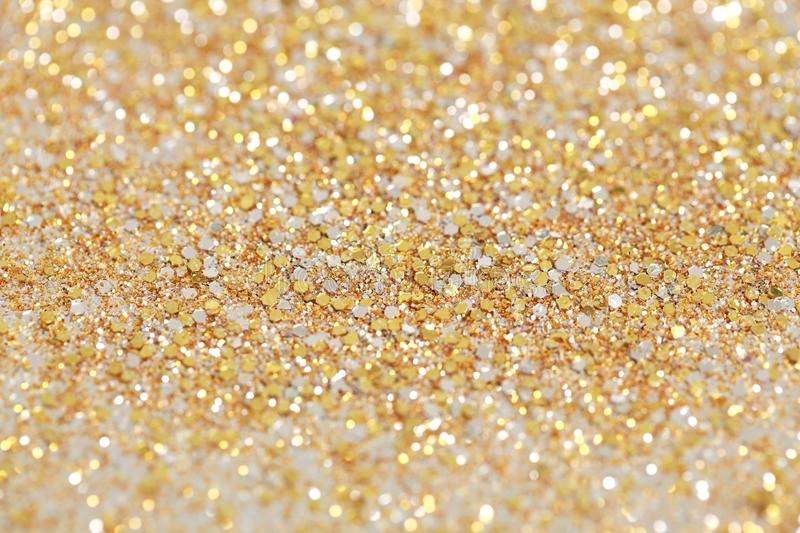 Christmas New Year Gold and Silver Glitter background. Holiday abstract texture. , #Affiliate, #Gold, #Silver, #Christmas, #Year, #Glitter #ad #goldglitterbackground