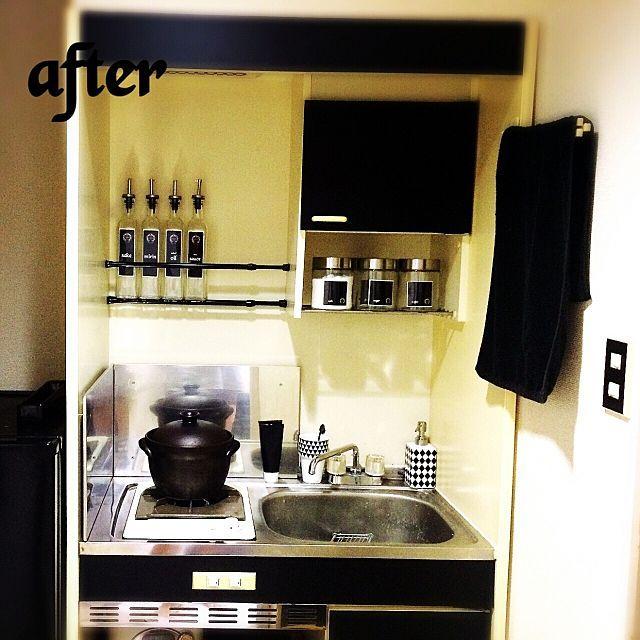 狭いキッチンも諦めないで 賢く使うコツを紹介します 狭い